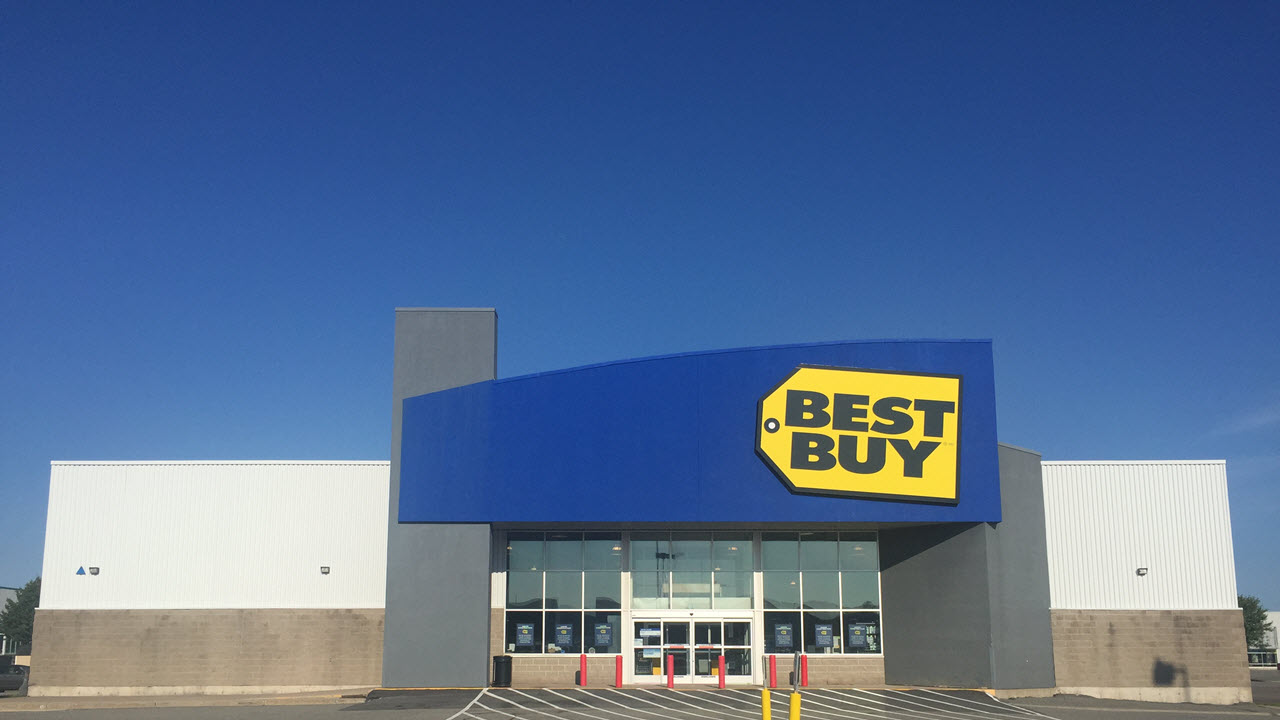 Best Buy Saint John