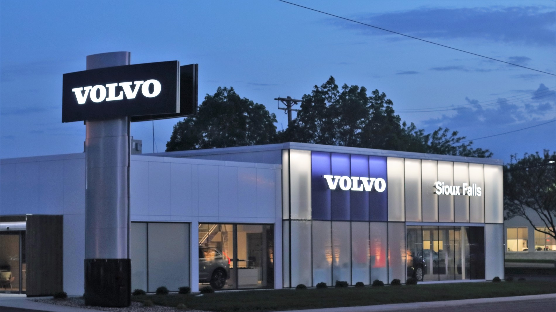 Volvo Cars Sioux Falls in 801 West 41st Street Sioux Falls SD