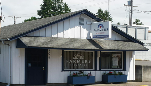 Our office located at 208 Cowlitz Street