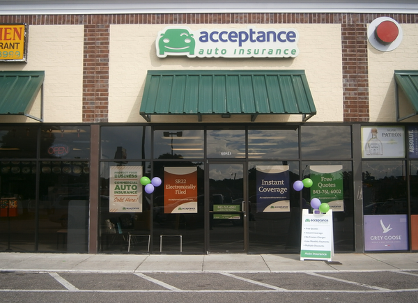 Acceptance Insurance - N Hwy 52