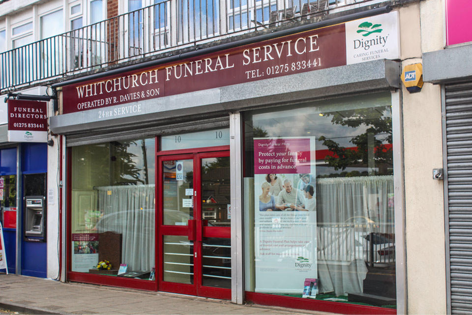 R Davies & Son Funeral Directors in Whitchurch