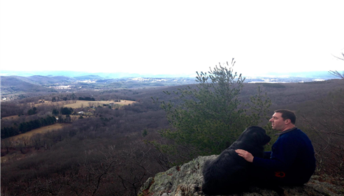 My favorite hike in CT is Lion's Head Mountain in Salisbury. What a view!